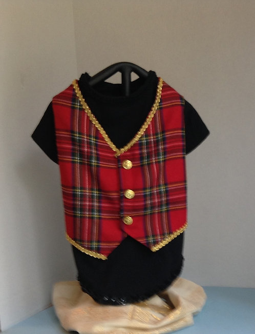 Scottish Prince Vest