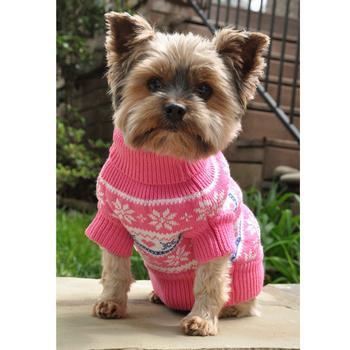 SnowFlake Sweater - Girls