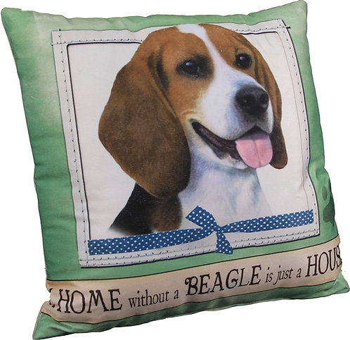 Plush Pillow - Beagle