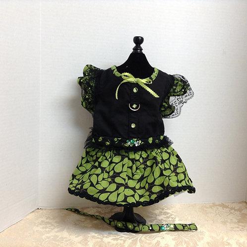 Wee Bit O' Green Dress