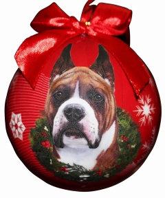Christmas Ornament - Boxer