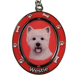 Doggy Keychains - Breeds 'N' - 'Z'
