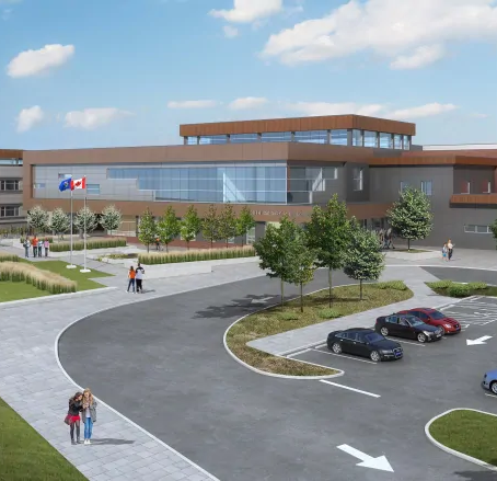 Construction of long-awaited north Calgary high school will start in early 2021.
