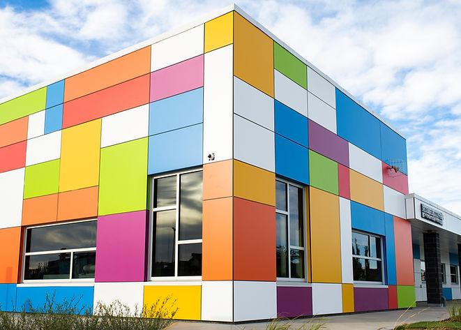 Les Cypres School Oystryk Taff Architecture OTA Calgary