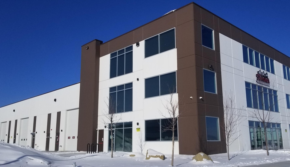 Plaza YYC Warehouse - Office