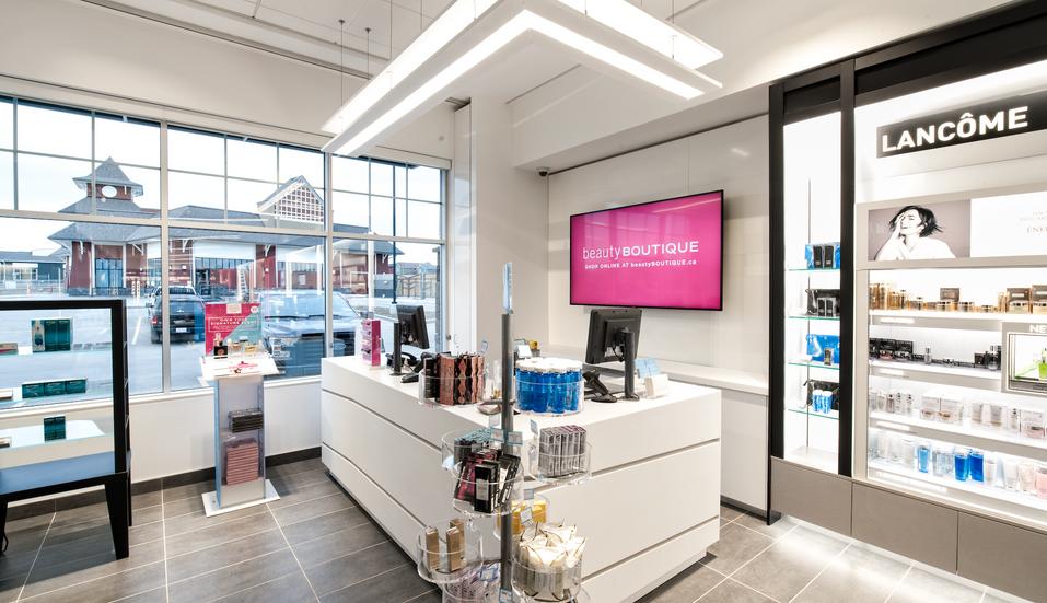Shoppers Beauty Boutique Mahogany