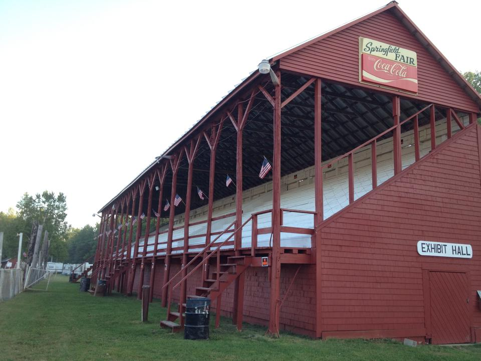 Grandstand and Pavilion rental