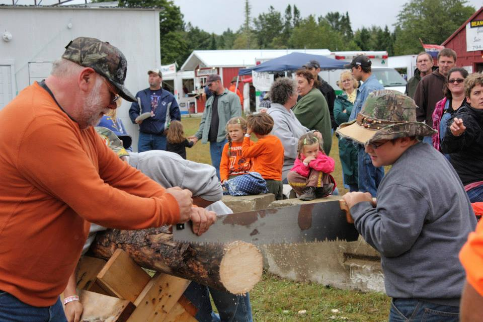 Kids Woodsman's day