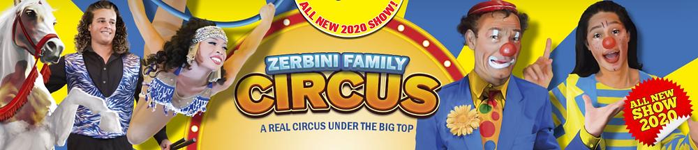 Zerbini Family Circus Springfield Maine 2021