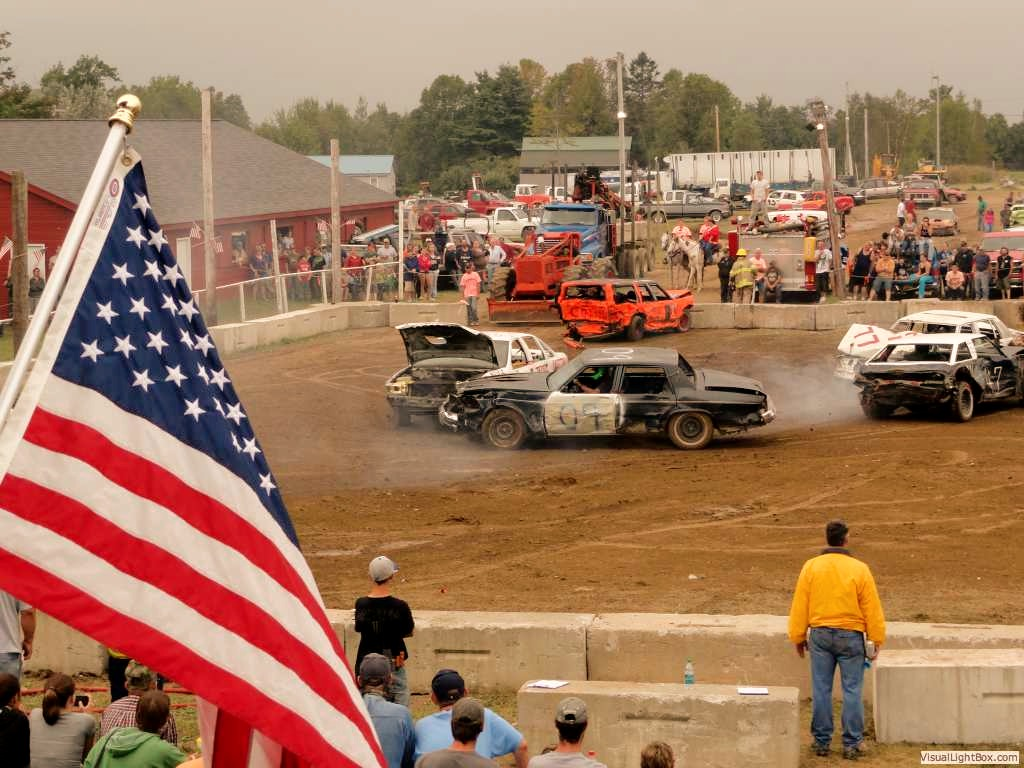 Springfield's demo derby
