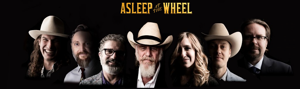Asleep at the Wheel Springfield Maine July 24, 2021