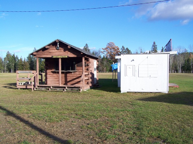 Information/safty building