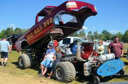 Truck Pulls, Springfield, Maine