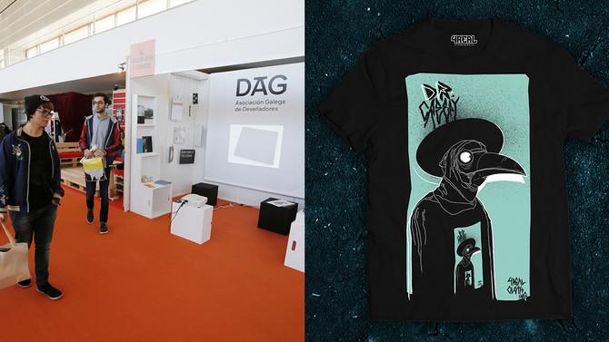Nuevos proyectos: Stand DAG, Dr.Creepy