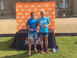 The Virgin 70.3 Diaries: Debbie's account of her first Middle Distance Triathlon at Holkham Hall