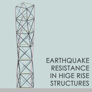 Earthquake resistance in high rise structures