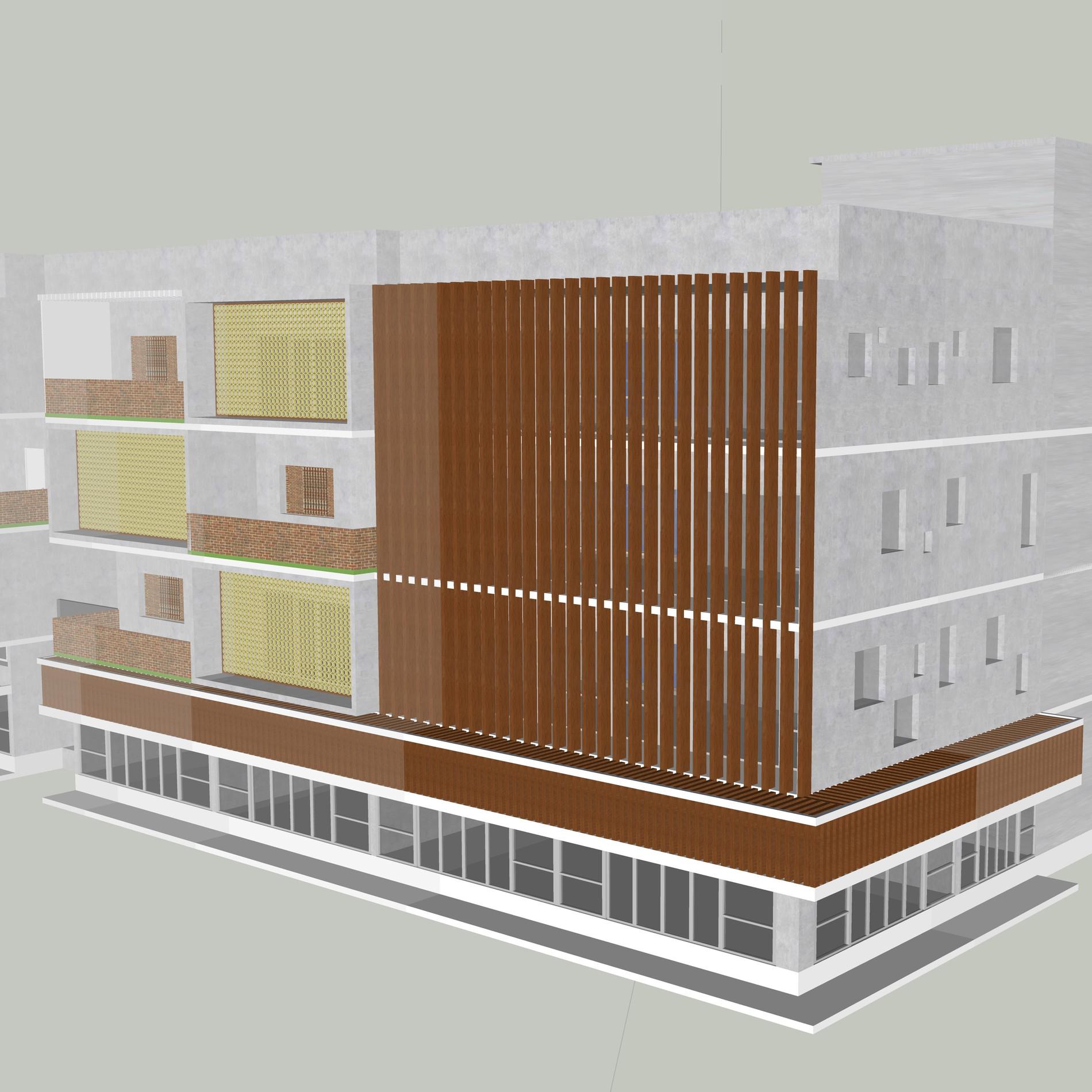 Context Specific Architecture