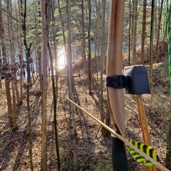 A beautiful morning in the whitetail woods