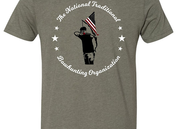 The National Traditional T-shirt