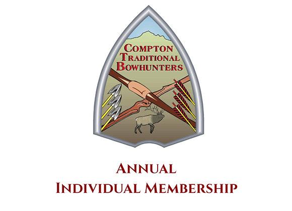 Annual Individual Membership