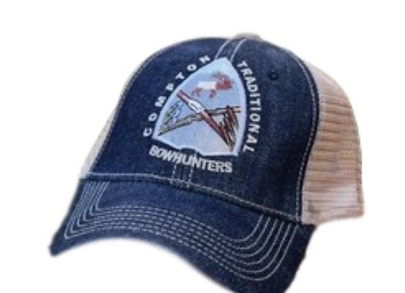 Mesh Compton Ball Hat