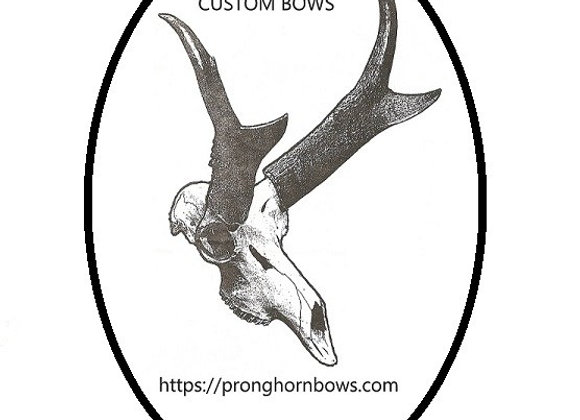 New Member Drive/Pronghorn Custom Bows