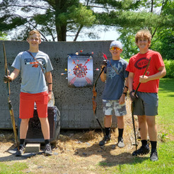 Austin, Elijah and Ethan