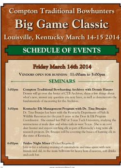 2014 Big Game Classic