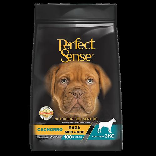 Perfect Sense Cachorro Raza Mediana y Grande