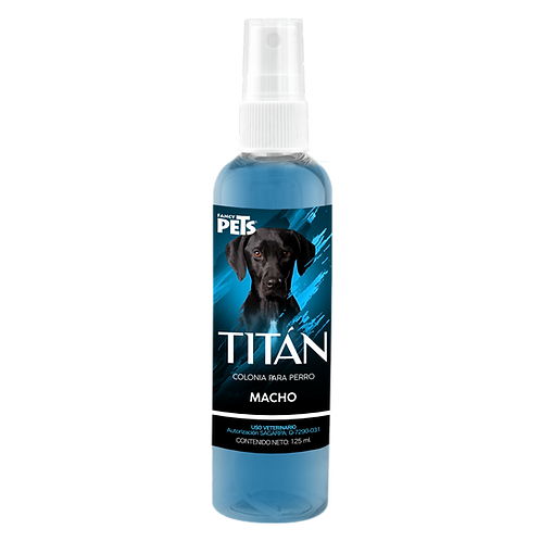 COLONIA TITAN 125 ML