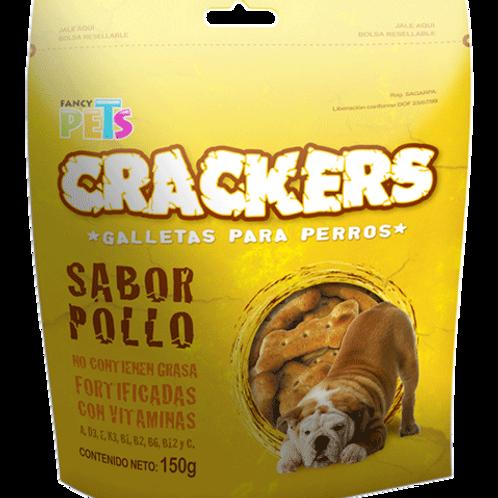 Crackers Pollo 150gr