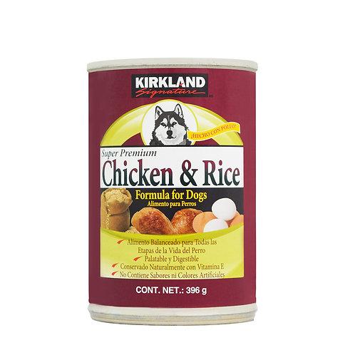 Chicken & Rice Dog Adult