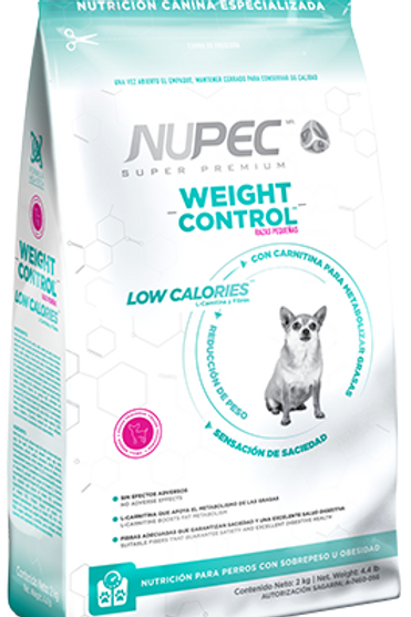 Nupec Weight Control Razas Pequeñas