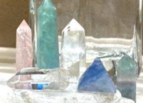 Divine Light Crystal Activator Tower