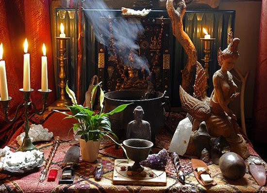 Creating Your Sacred Altar Space