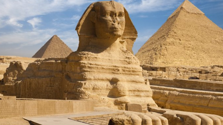 Mysteries of Egypt - Journeys of Discovery with Crotalo Sesamo (March 2022)