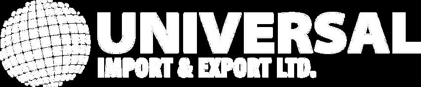 Universal Import & Export Logo