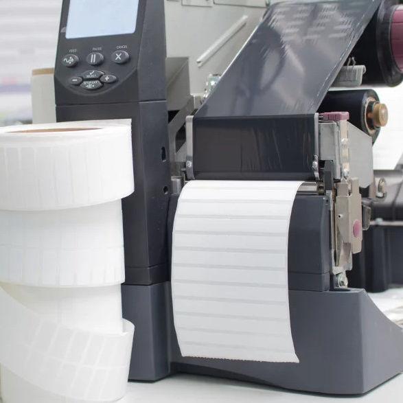 Label Printer Servicing