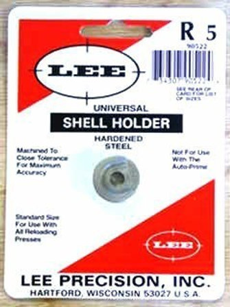 Lee Precision R5 Shell Holder Caliber 303 Brit, 480 Ruger, WSM's 90522