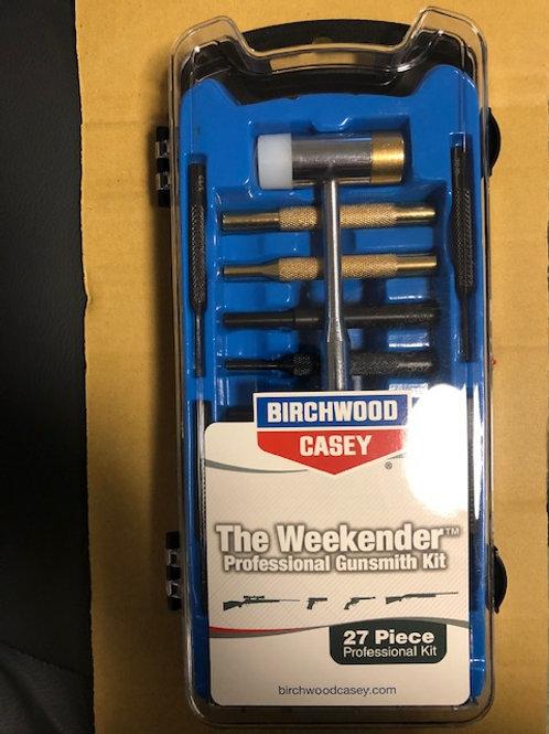 Birchwood Casey Weekender Gunsmithing Kit  42021