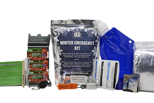 Winter Emergency Kit BCB-CK045