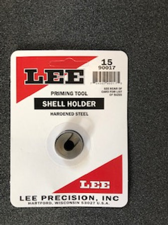 Lee precision PRIMING TOOL SHELL HOLDER #15 25 ACP 90017