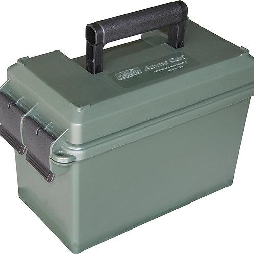 MTM Case Gard 50 Cal Ammo Box AC50C