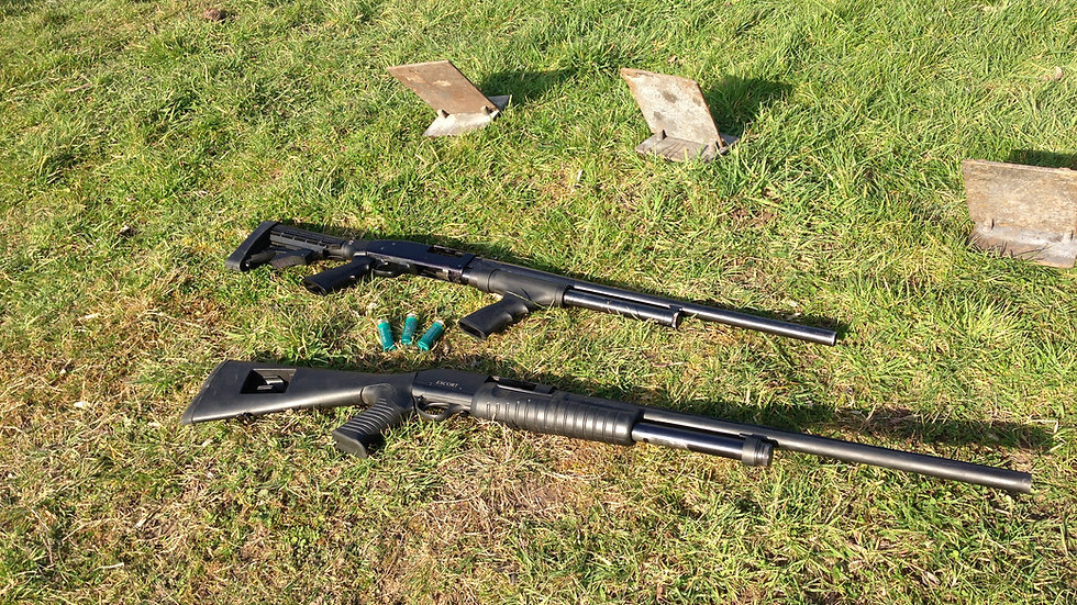 Practical Shotgun Shooting Experience - No license required