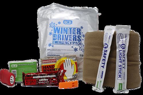 Winter Drivers Emergency Kit (Pouch) BCB-CK038