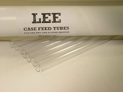Lee Pro 1000 / Loadmaster Case Feeder Tubes x 7 90661
