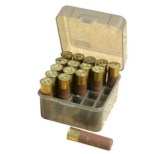 MTM Case-Gard 12G 25 Cart Ammo Box S25-12M