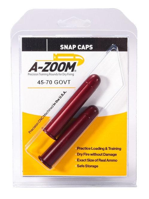 45-70 GOVT Snap Caps - Pack of 2 Ref: 12231