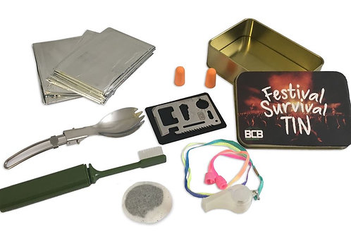 Festival Survival Tin BCB-ADV063