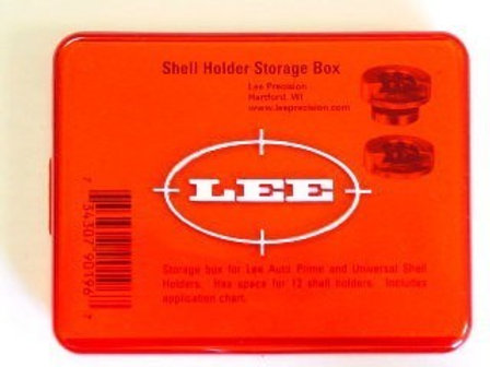 Lee Hand Priming Tool Shell Holder BOX ONLY 90196